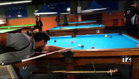Premier Predator 9 Ball Final 2016