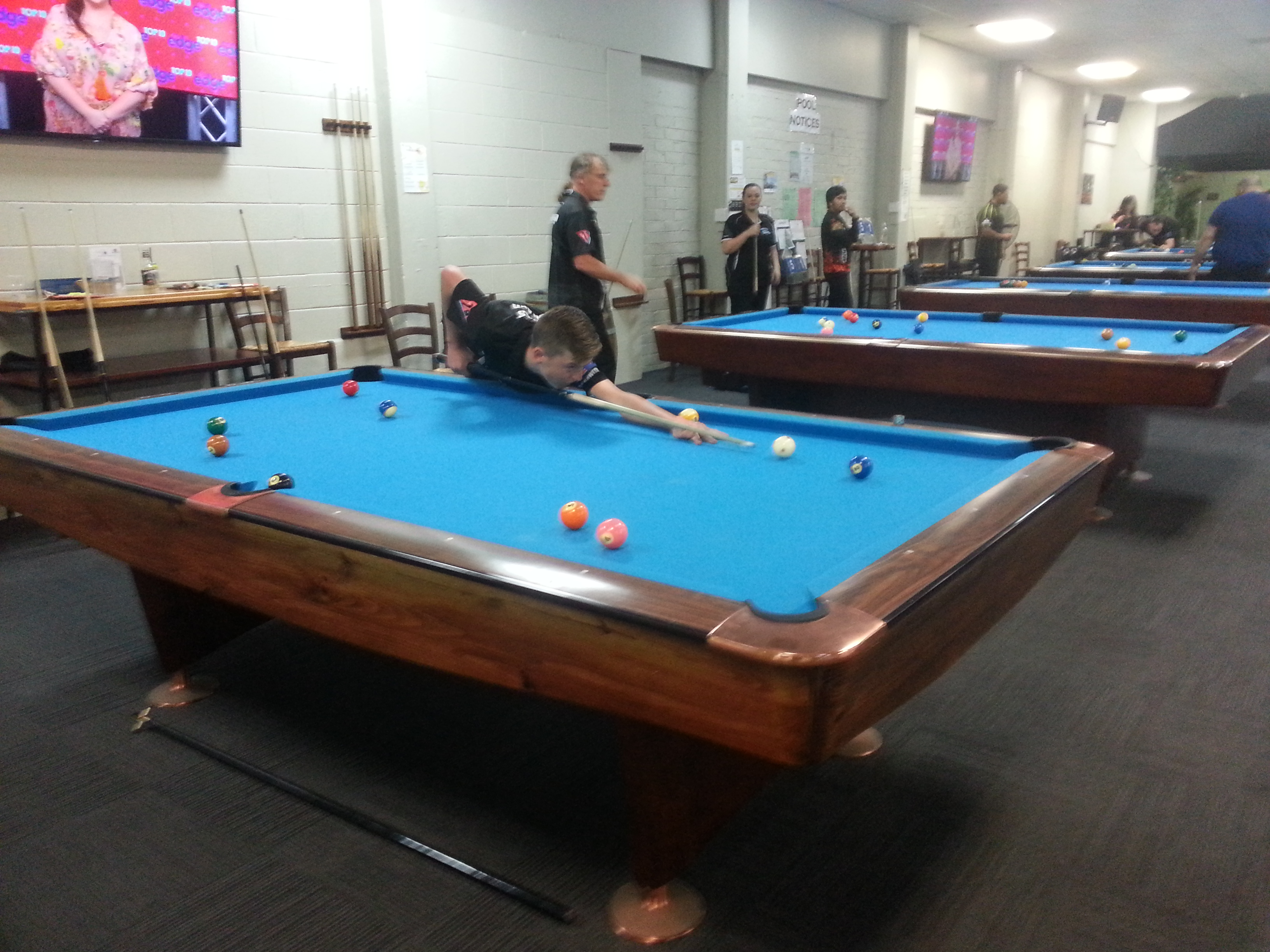 NZ 10 Ball Champs October 2016